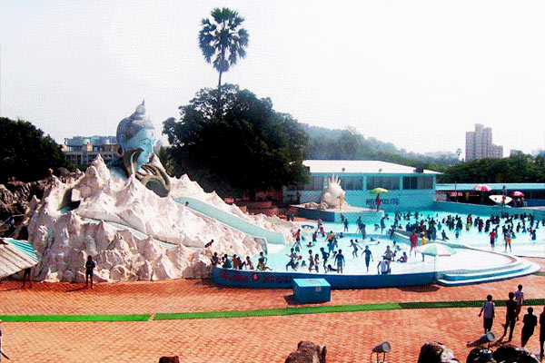 Suraj Water Park in Mumbai