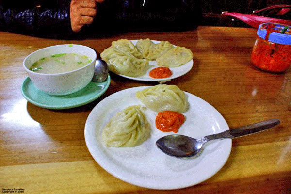 Taste of Tibet Restaurant in Gangtok