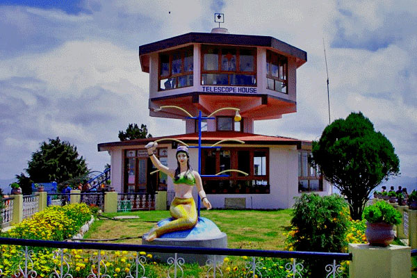 Telescope House in Kodaikanal