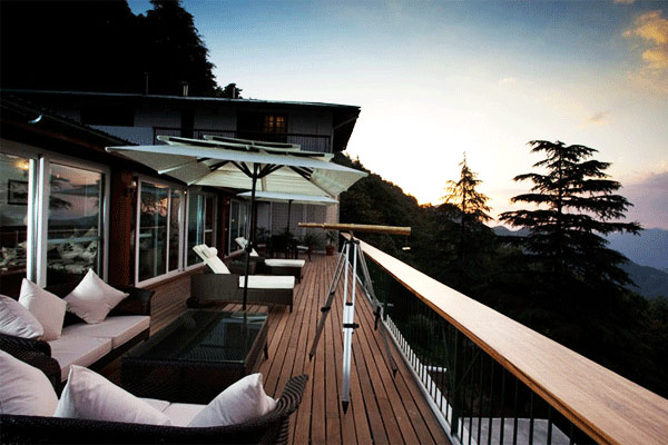 The Amber Vermont Estate, Mussoorie