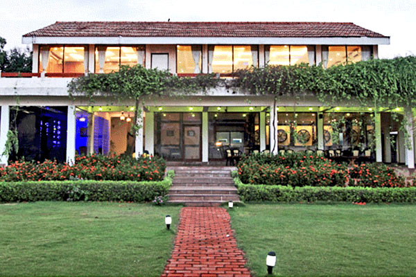 The Ashok Beach Resort in Pondicherry