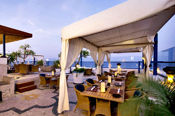 The Promenade Resort in Pondicherry
