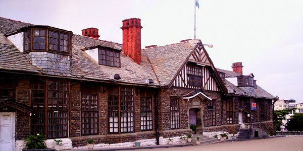 The Town Hall in Shimla