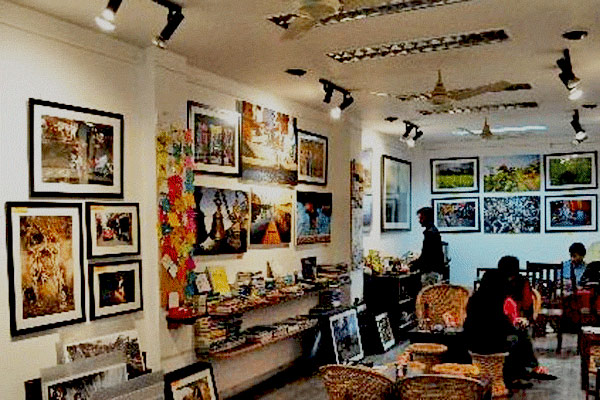 The Village Gallery in Delhi