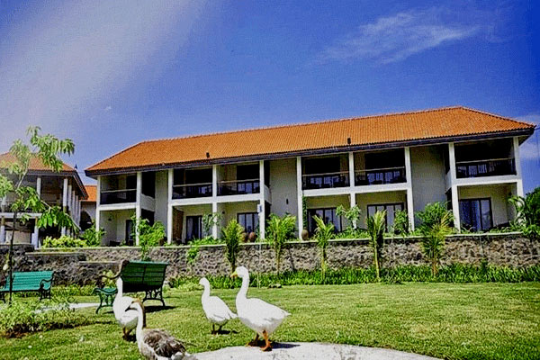 The Windflower Resort & Spa in Pondicherry
