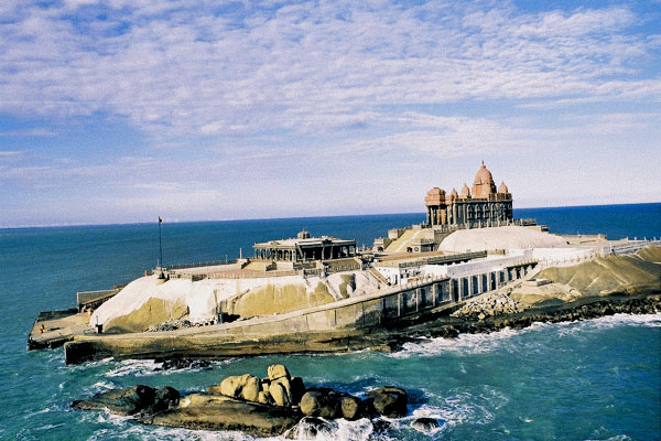Vivekananda Rock Memorial in Kanyakumari