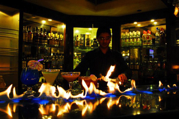 Volcano Restaurants and Bar in Dehradun