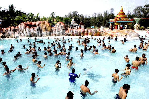 Water Kingdom in Mumbai