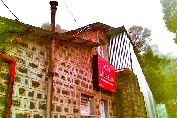 Wax Museum in Kodaikanal