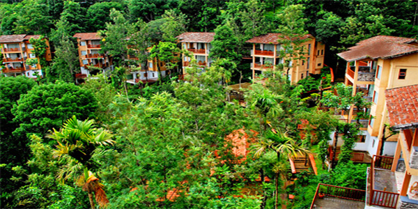 Wild Corridor Resort in Thekkady