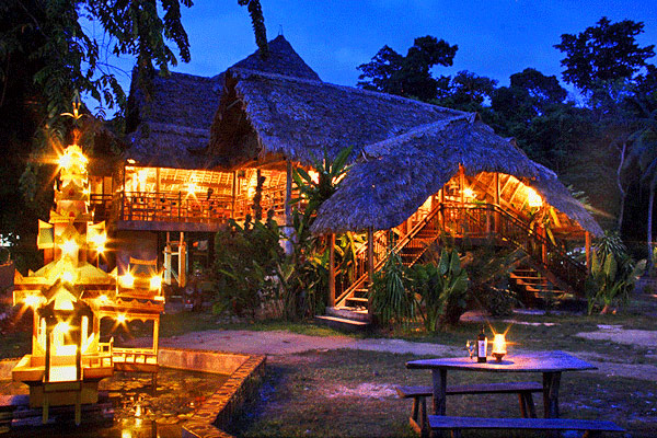 Wild Orchid Resort in Andaman