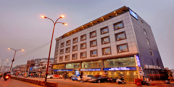 York Inn Hotel in Lucknow