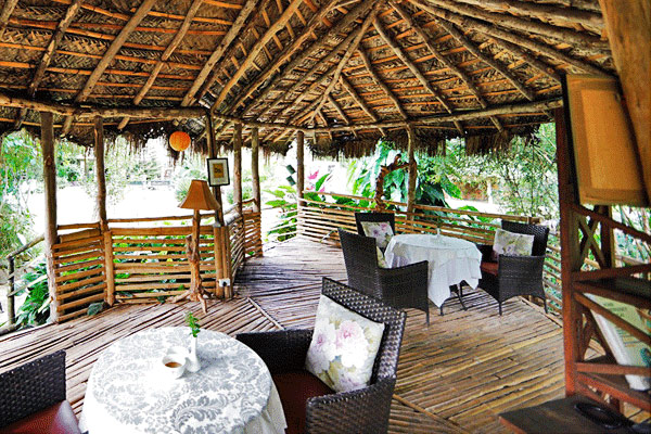 Amanvana Spa and Resort in Coorg