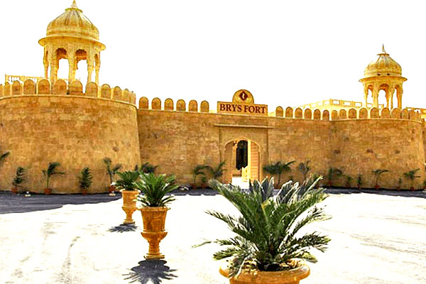 Brys Fort in Jaisalmer