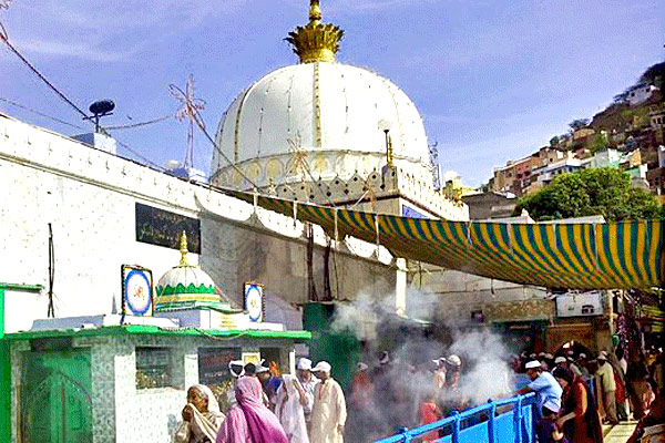 Dargah Sharif in Ajmer
