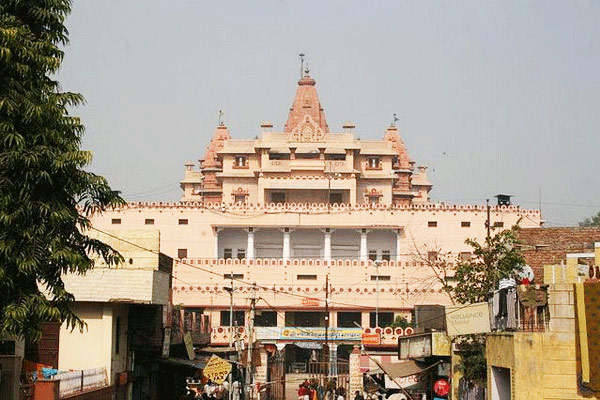 Dwarkadhish Temple , Mathura