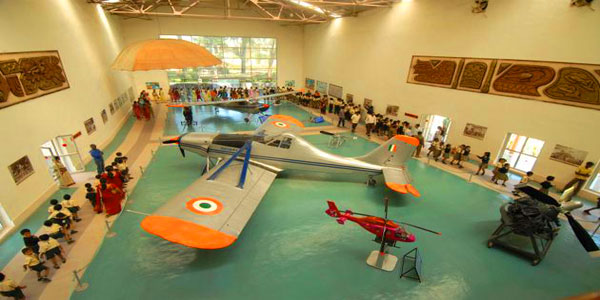 HAL Aerospace Museum in Bangalore