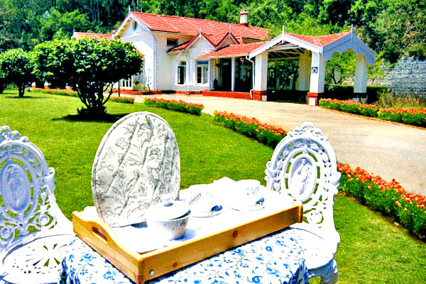 King's Cliff Resorts, Ooty