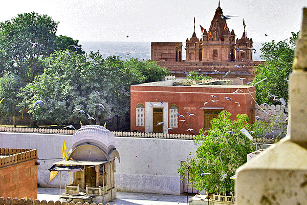 Laxminath Temple in Bikaner