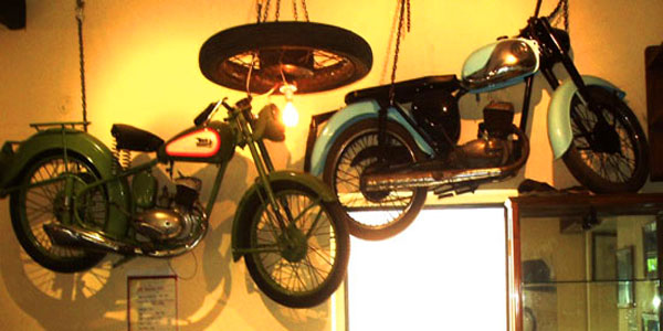 Legends Motorcycle Museum in Bangalore