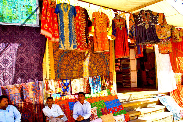 Local Market at Jaisalmer