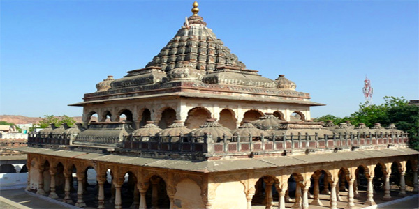 Mahamandir Temple in Jodhpur