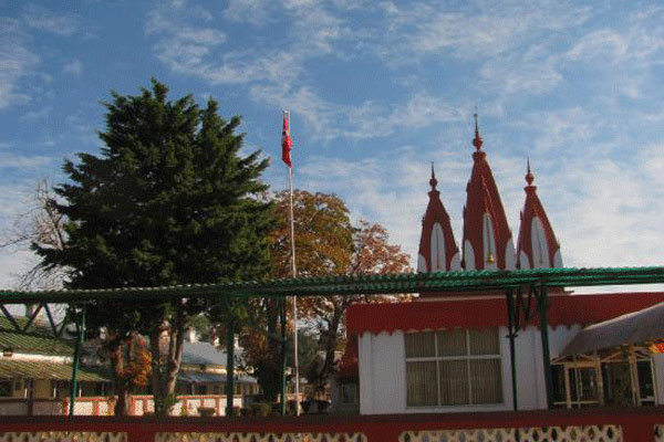 Mankameshwar Temple, Ranikhet
