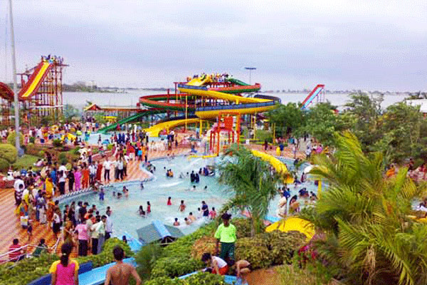 Ocean Park, Gandipet Lake, Hyderabad