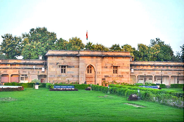 Sarnath Archaeological Museum in Varanasi