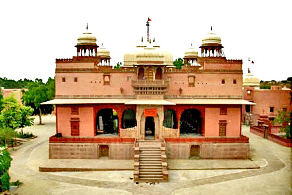 Shiv bari Temple in Bikaner