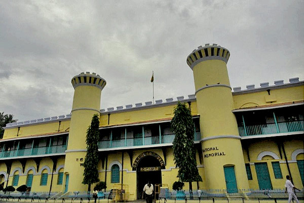 Cellular Jail in Port Blair