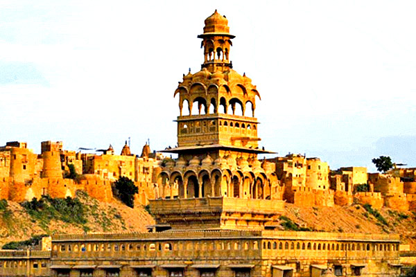 Tazia Tower in Jaisalmer