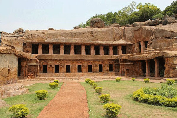 Udayagiri and Khandgiri Caves, Bhubaneswar