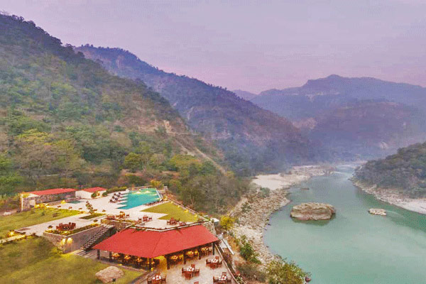 Aloha on the Ganges, Rishikesh