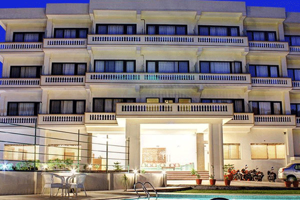 Hotel Dewa Retreat, Rishikesh