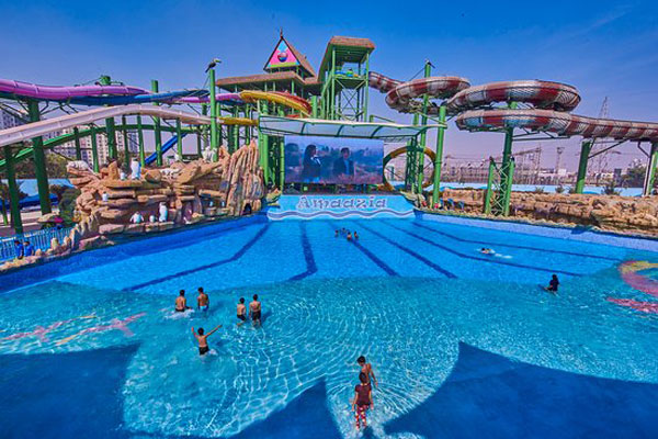 Amaazia Water Park in surat