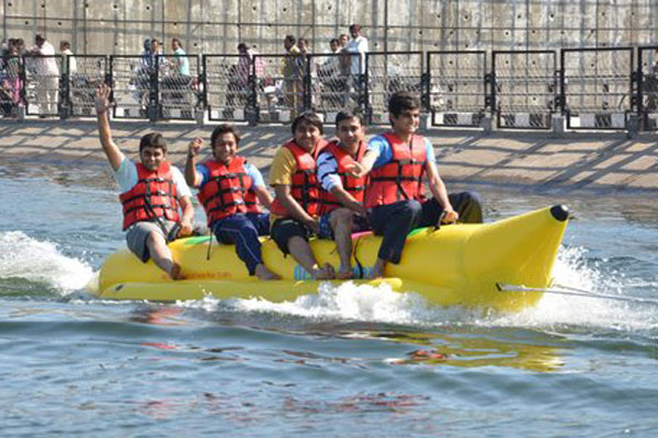 Blues Adventures water park in surat