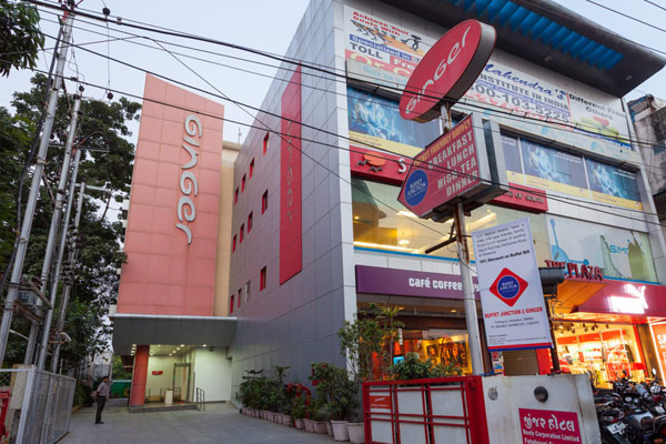 Hotel Ginger in Vadodara