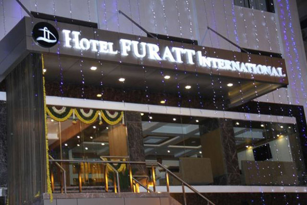 Hotel Furatt International in Vadodara