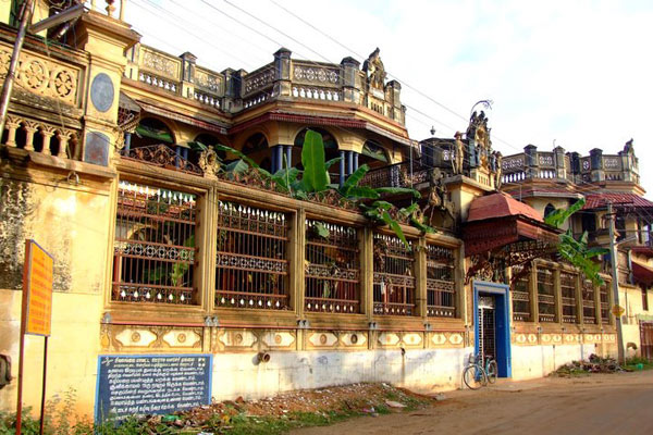 Chettinadu Mansion, Tamil Nadu