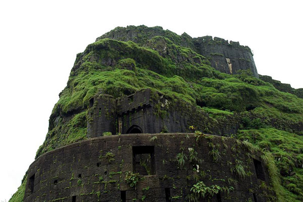 Lohagad Fort Trek near Pune