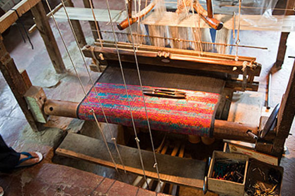 Paithani Weaving Center, Aurangabad