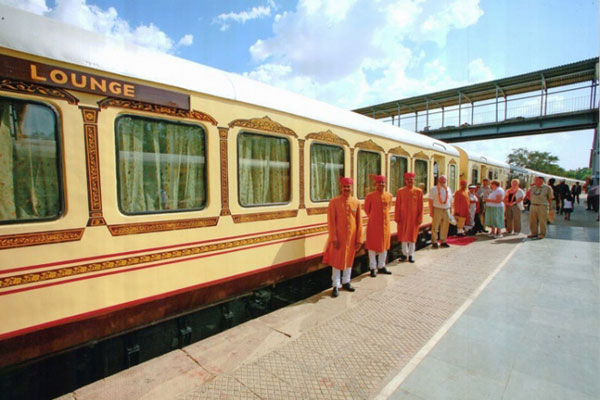 Palace on Wheels, Luxury Trains In India