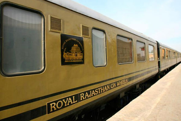 Royal Rajasthan on Wheels, luxury train in india