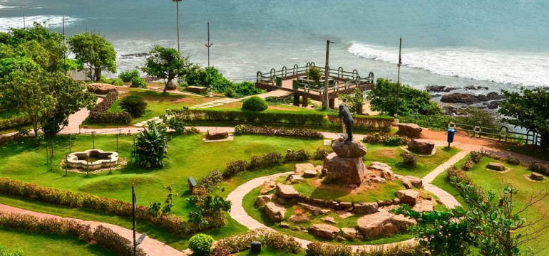 Famous Tourist Places in Visakhapatnam