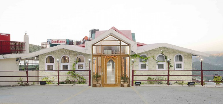 Top Luxury Hotels in Chail