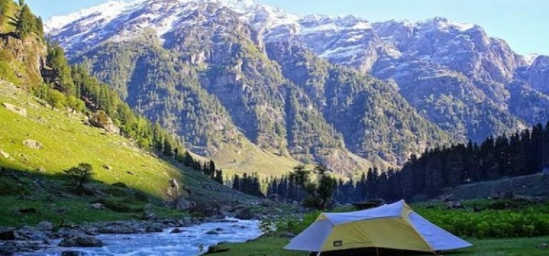 Famous Tourist Places in Kashmir