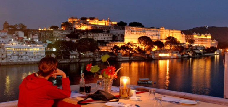 Famous Restaurants in Udaipur