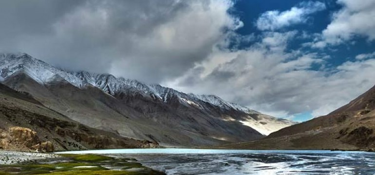 Famous lakes of Ladakh