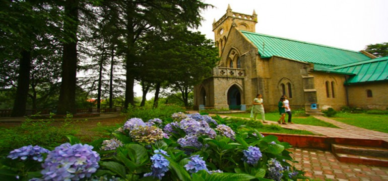 Top Place to Visit in Kasauli
